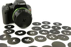 Fantasy DSLR Add-Ons - The Bokeh Kit for Cameras Creates Magical Nightscapes (GALLERY) - via http://bit.ly/epinner