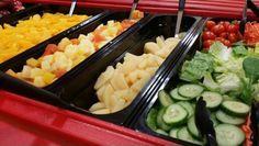 Food Bar at Jefferson School