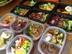 Daily lunches and dinners from Comida. Eat healthy at work even if you're on the go. Save time, avoid lineups, watch your health