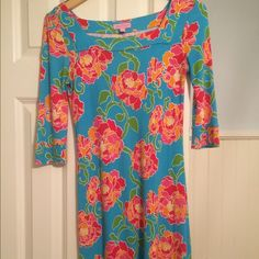 Lily Pulitzer dress- Size XS Excellent condition Lilly Pulitzer Dresses
