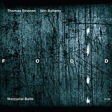 """""""On this fifth album by the ensemble jointly led by British saxophonist Iain Ballamy and Norwegian drummer Thomas Strønen, the bulk of Food's members use a laptop, distortion pedals or an effects unit of some kind in addition to their """"traditional"""" axes. The result is an album in which the finer points of the sound canvas – the flickers, filigrees and fleeting rumbles of GM-tone – are as important as the more obviously organic surge of horns and drums.:"""