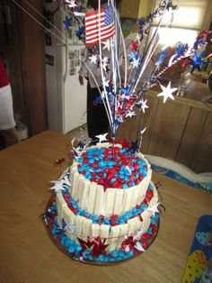 I think I'll make this for the exchange students birthday cake.