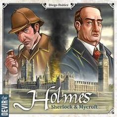 Holmes: Sherlock & Mycroft | Board Game | BoardGameGeek