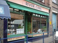 River Cafe, Putney Bridge SW6