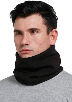 Adjustable /& Double-Layered Versatility /& Style Reversible Neck Gaiter Tube Constructed with Performance Comfort Polartec Fleece Ultimate Thermal Retention Red Dust Active Fleece Neck Warmer