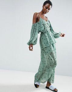 675333548 10 Best asos eco edit images   Fashion online, Bell sleeves, Dressmaking