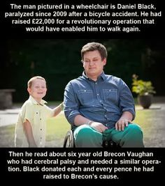 Funny pictures about Faith in humanity momentarily restored. Oh, and cool pics about Faith in humanity momentarily restored. Also, Faith in humanity momentarily restored. What A Wonderful World, Sweet Stories, Cute Stories, News Stories, Believe, Human Kindness, Acts Of Kindness, Kindness Matters, Touching Stories