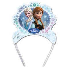 Frozen Tiaras 6 Stück
