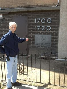 This man IS Dodger history. Seen it all! #brooklyn #Ebbets @Stephanie Close Gray #billyd pic.twitter.com/mmOnm8QBqP