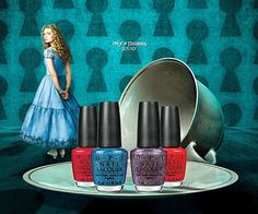 OPI's Down the Rabbit Hole Collection