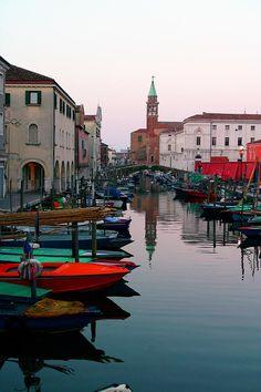 ✯ The Port - Venice, Italy