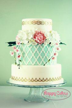 Portfolio - Cakes - Happy Cakes by Renee