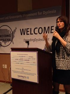 """"""" with + on how to help organize advocates in 46 states Social Media Conference, Gillingham, Decoding, Dyslexia, Organize, Join, Parenting, Teacher, Student"""