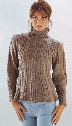 Laid back, classic, and ideal for most any cold weather ensemble, this Aran island sweater embodies all the things you love about traditional Irish clothing, and so much more. It has a timeless design that works well with a wide range of outfits and occasions.