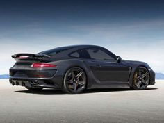 TopCar Wants A Crazy Amount Of Money For This Carbon Porsche 911