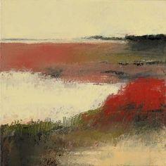 """Big Noc Bay #1 acrylic on canvas 12""""x12"""""""