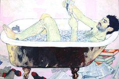 Hope Gangloff Pretty Portraits of Modern Life – Flavorwire