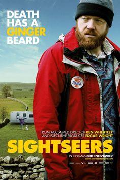 Garip Turistler - Sightseers - 2012 - BRRip Film Afis Movie Poster