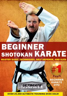 Beginner Shotokan Karate DVD. Beginner Shotokan Karate DVD By Jon Hodge  Beginner Shotokan Karate is the perfect starting point for those wanting to learn the incredible, ancient art of karate. Even better, this technique takes a truly in-depth and easy to learn from approach, regardless of your past experience in martial arts. This is DVD #1 from the Complete Shotokan Karate course. On this first DVD, you will learn: o Techniques:Stances (dachi),Hand strike...