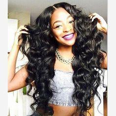 Siyah Kadın African Peruk için sentetik Peruk Kadın Uzun Kıvırcık Saç peruk Beyonce Hairstyle