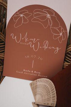 Brown Wedding Invitations, Wedding Invitation Inspiration, Engagement Invitations, Wedding Stationary, Wedding Cards, Boho Wedding, Wedding Day, Stand Design, Booth Design