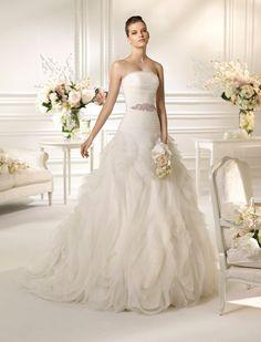 WHITE ONE Noray Talla 6 - De noviaa novia