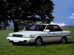 Toyota Camry Prominent V6 Sedan 1989 Camry Toyota Camry Toyota
