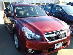 2013 Subaru Legacy 2.5i Limited w/ moonroof