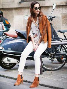 dicas STL de como usar calça branca no inverno