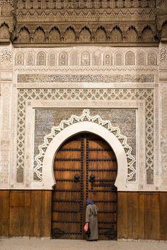 Medina of Fez-el-Bali via The Gifts of Life