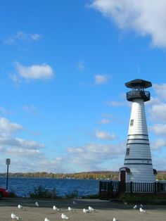 Chautauqua Lake Lighthouse, Jamestown, New York