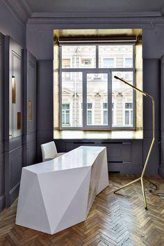 V Confession Office, Moscow   M17 Éclairage De Bureau, Idee Bureau, Bureaux  Locaux bd68e93d15fd