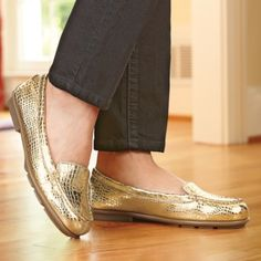 Aerosoles Nu Day Slip-On Shoes (FootSmart.com)