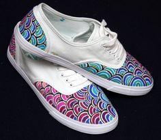 custom shoes by me www.facebook.com/Junebug.Shoe.Designs