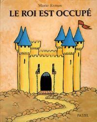Le Roi est Occupé Livre Animé de Mario Ramos - Ecole des Loisirs 048293 - Livres pour enfants - C'Ki le Roi Bruxelles - boutique + e-shop - jeux, jouets, livres en ligne
