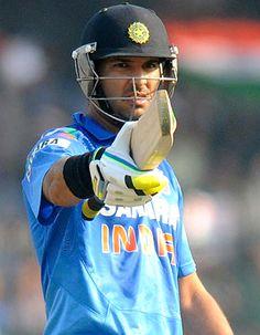 Yuvraj Singh knew the runs would come!