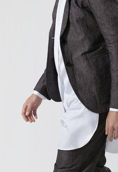 Ouur | Men's Drafting Blazer, Indian Dress Shirt and Weekend Pants