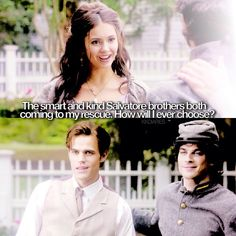 "+ Stefan's like ""daaammnn"" lol  . . My edit, give ©® . . № f4f. . . #katerinapetrova #katherinepierce #stefansalvatore #damonsalvatore #tvd #tvdseason1 #thevampirediaries #vampire #vampires #vampirediaries #ninadobrev #paulwesley #iansomerhalder"