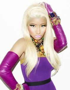 Nicki Minaj makeup tutorial - How to get her Starships look