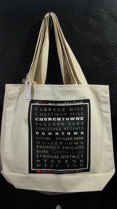 We Love Lancaster PA Made in USA Cotton by BUiLDiNGCHARACTER, $22.00