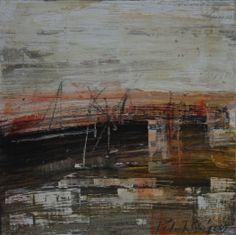 A.Conquero.Mixta/tabla.35x35 cms Painting, Art, Cityscapes, Art Background, Painting Art, Kunst, Paintings, Performing Arts, Painted Canvas