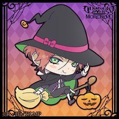 Diabolik lovers halloween twitter icons 2015 03