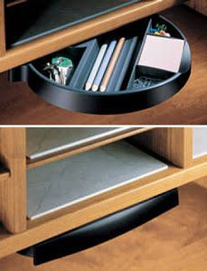 Hafele 81832300 Under Desk Accessory Holder