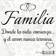 y el amor nunca termina. Motivational Phrases, Inspirational Quotes, Family Quotes, Love Quotes, Aunt Quotes, Pretty Quotes, Change Quotes, Love In Spanish, Spanish House