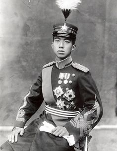 HIM Emperor Hirohito of Japan (1901-1989)