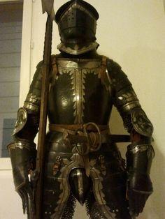 landskcnect officers armour