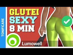 8 Minute workout to get a toned sexy butt, best exercises to get a bigger booty at home without equipment. Health And Fitness Apps, Wellness Fitness, Fitness Tips, 8 Minute Workout, Butt Workout, Treadmill Workouts, Easy Workouts, Pilates Video, Glute Workouts