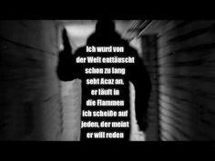 ACAZ - INTRO (LYRIC VIDEO) [HD] (MEIN DUNKLES ICH)