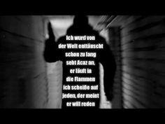 ACAZ - INTRO (LYRIC VIDEO) [HD] (MEIN DUNKLES ICH)