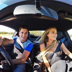 Primera clase práctica de conducir!! #gopro #cars #coche #conducir #pasionporelmotor #sobreruedas #alquilargopro